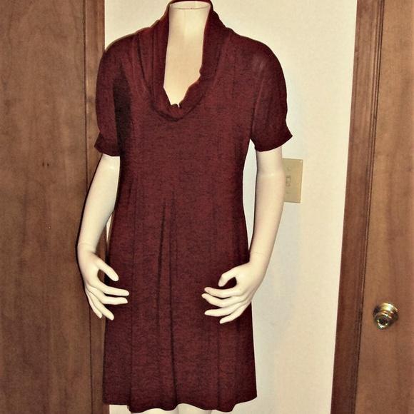 Blu Sage Dresses & Skirts - Blu Sage Cowl Neckline Casual Dress